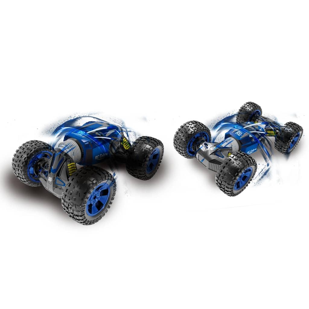 Afbeelding van Gear2Play Radiografisch bestuurbare auto Cobra blauw TR0015