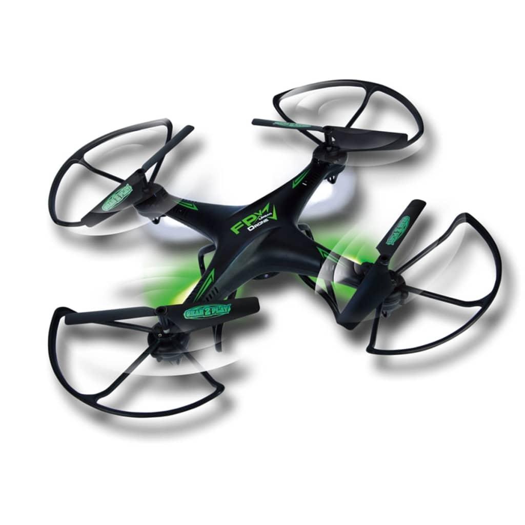 Afbeelding van Gear2Play Drone FPV Urban met camera en 3D VR bril TR80540