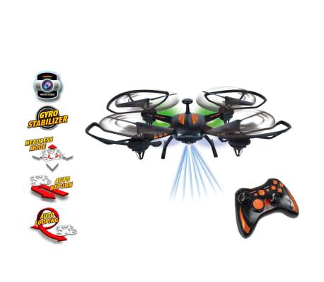 acheter gear2play drone zuma orange tr80514 pas cher. Black Bedroom Furniture Sets. Home Design Ideas
