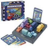 Thinkfun Traffic Jam Logic Game Rush Hour Deluxe 545050