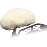Willex Bicycle Saddle Cover Sheepskin Natural 30120