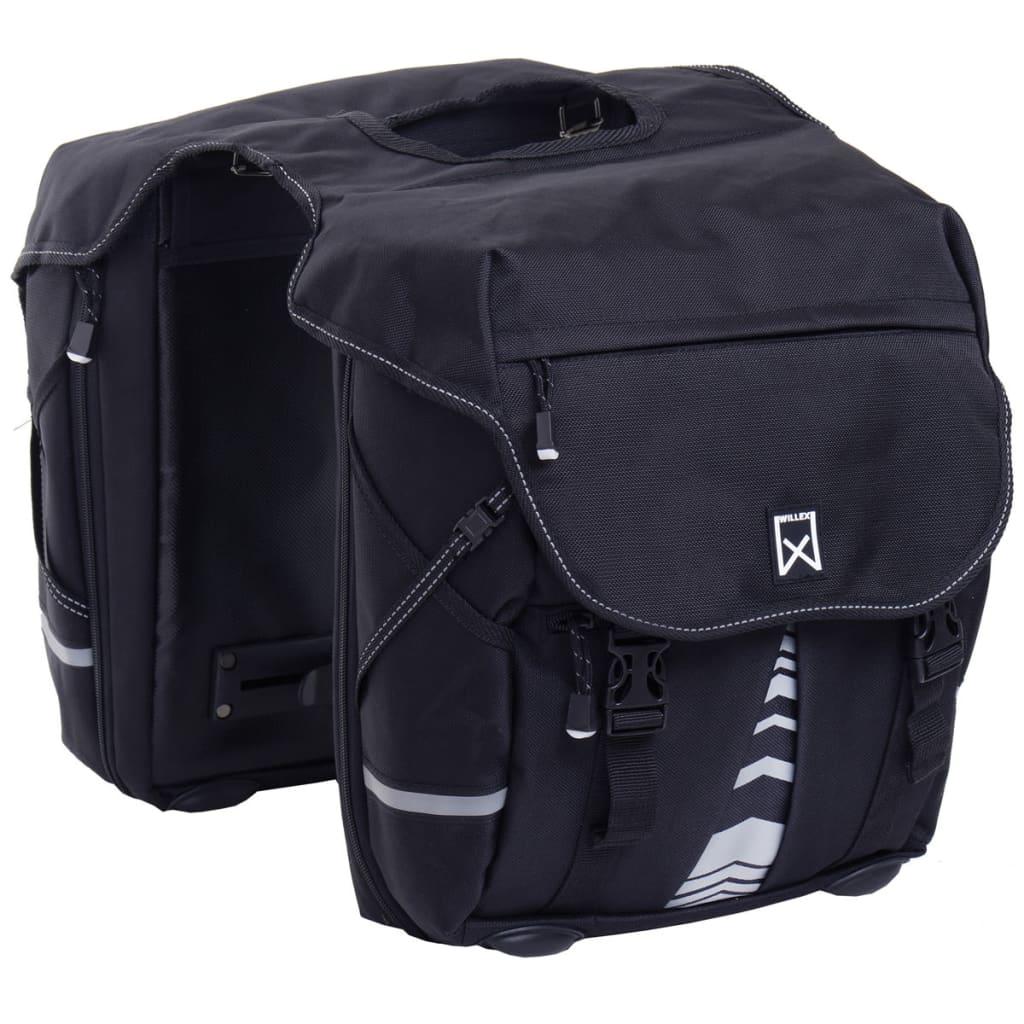 Willex Fietstassen XL 1200 50 L zwart 13611