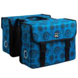 Willex cykeltasker Vortex 36 l blå og sort 13964