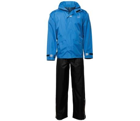 Willex Combinaison de pluie Taille S Bleu et noir 29143[1/3]