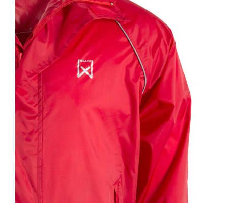 Willex Regenjas ademend XL rood[2/4]
