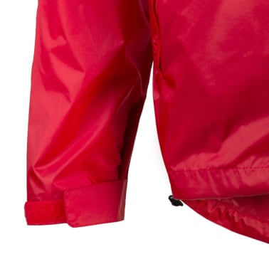 Willex Regenjas ademend XL rood[4/4]
