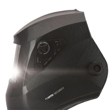 Cagoule de soudure 4 Capteurs VITO BLACK VIEW Din 5/13 Vision XXL 100[3/4]