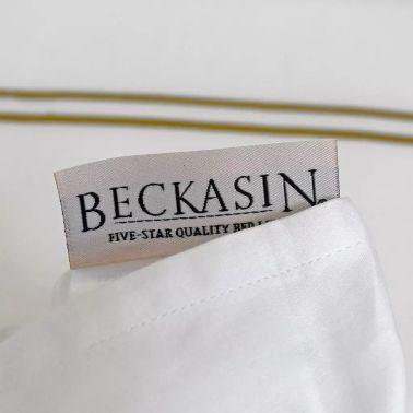 Beckasin Bäddset Aurum 400 tc Bomullssatin (3 delar)[7/9]