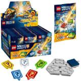 Lego Knights Nexo 70372 krachten CombiSet