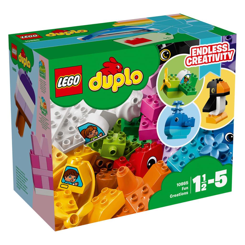LEGO Duplo 10865 My First Fun Creations