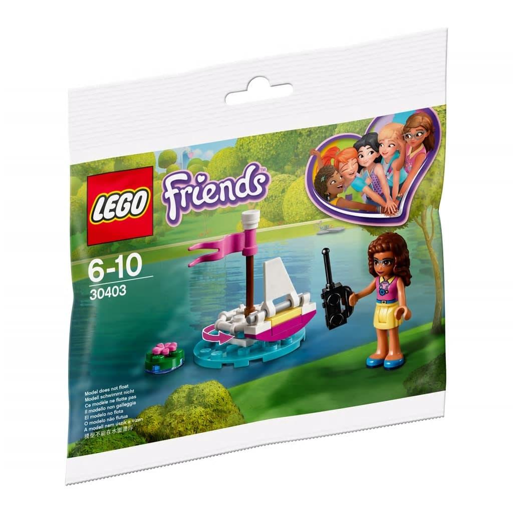 LEGO Freunde Olivias 30403 Fernbedienung Boot