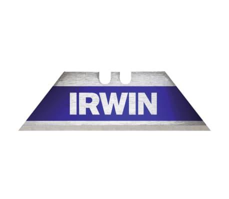 10 Lames trapèze Bi-métal de sécurité de Irwin 10504241[2/2]