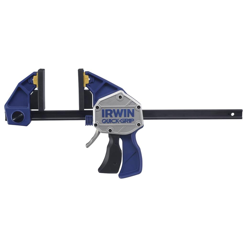 Irwin Clemă cu bară XP cu prindere rapidă, 600 mm, 10505945 vidaxl.ro