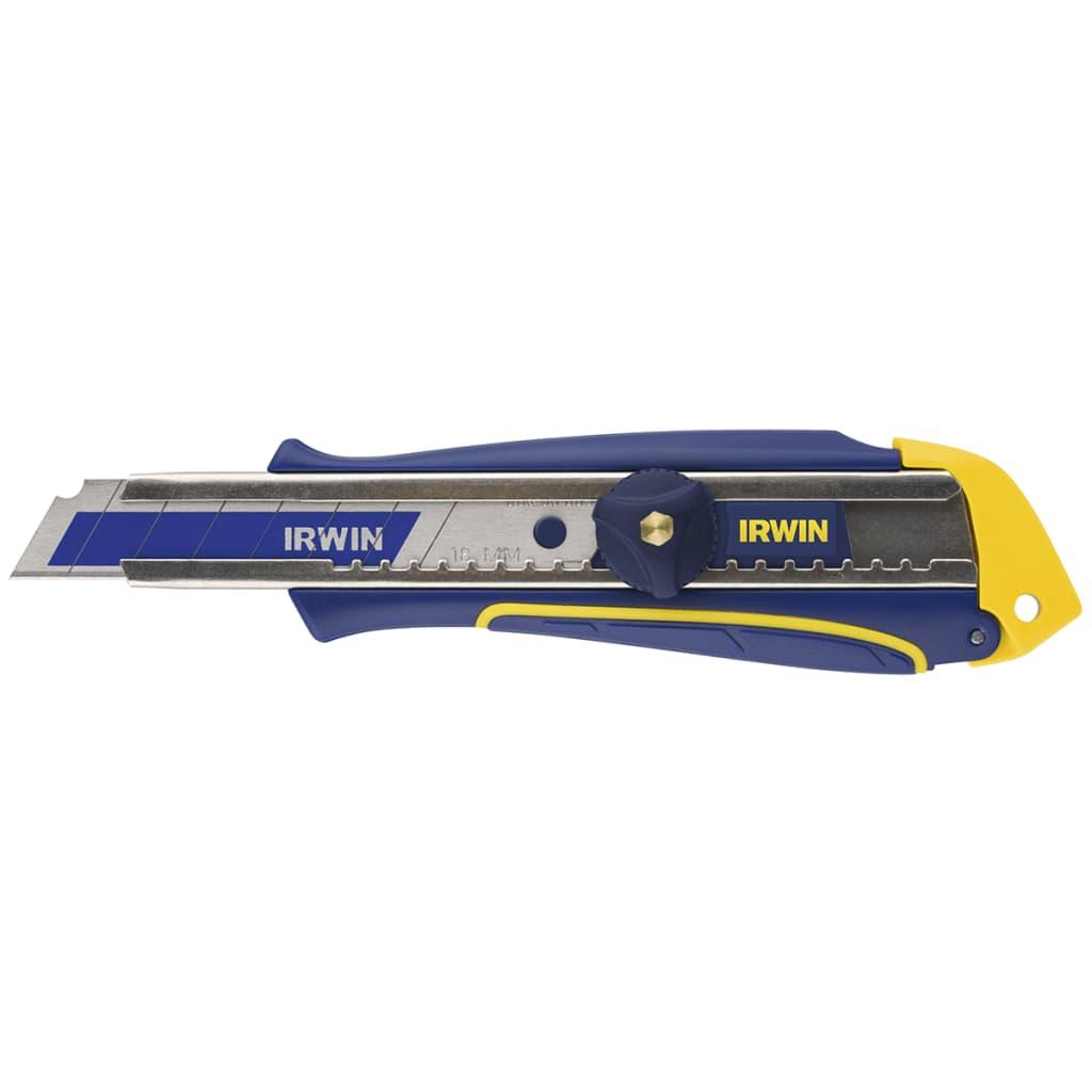 Afbeelding van Irwin professioneel afbreekmes met schroef 18mm 10507580