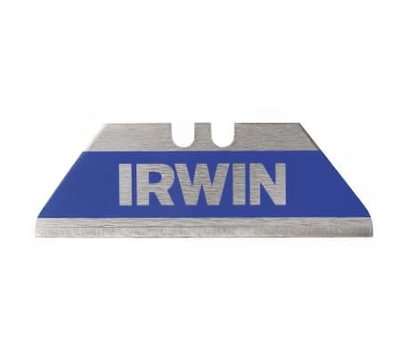 50 Lames trapèze Bi-métal de sécurité de Irwin 10505824[1/2]