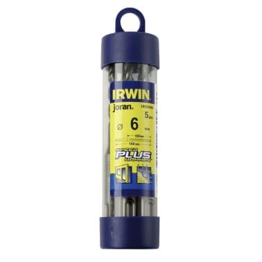 Irwin 5-częściowy zestaw wierteł Speedhammer Plus, 6x160 mm, 10503606[1/2]