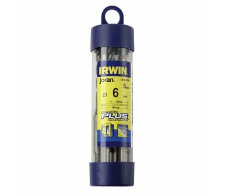 Irwin 5-częściowy zestaw wierteł Speedhammer Plus, 6x160 mm, 10503606[2/2]