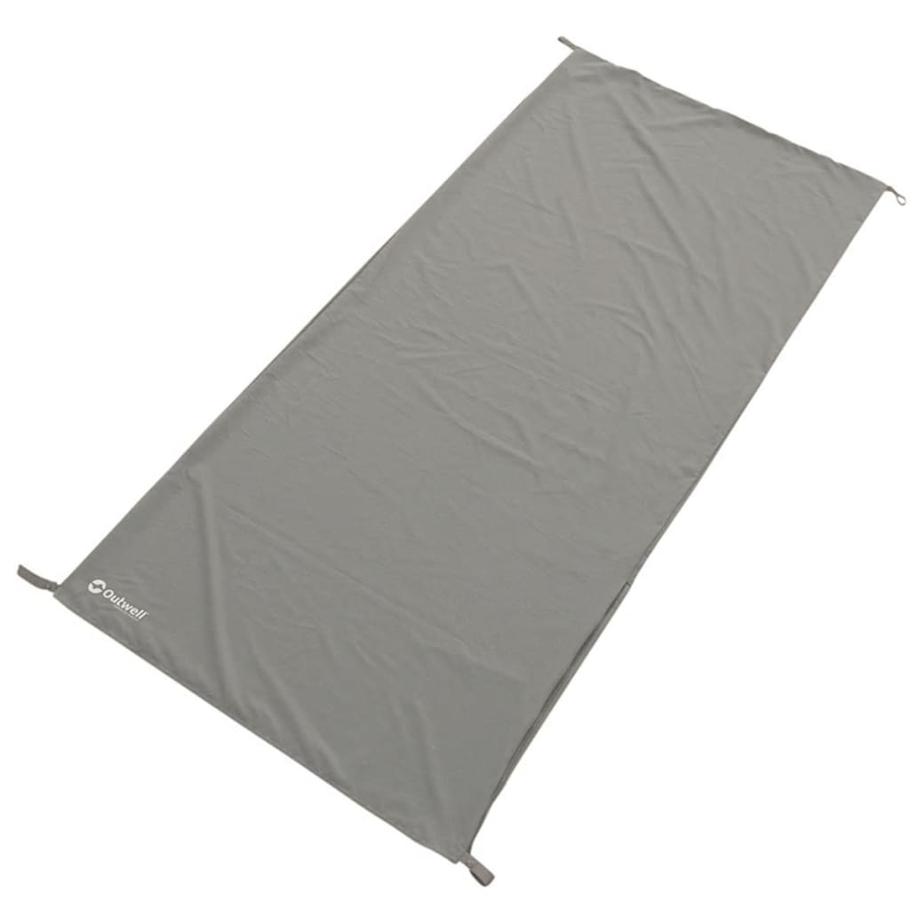 Outwell Innenschlafsack Poly Liner Single 185x80 cm Grau 230097