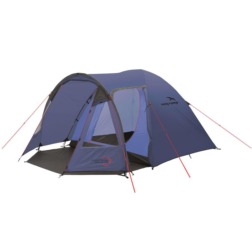 Easy Camp Cort Corona 400, albastru 120227 vidaxl.ro