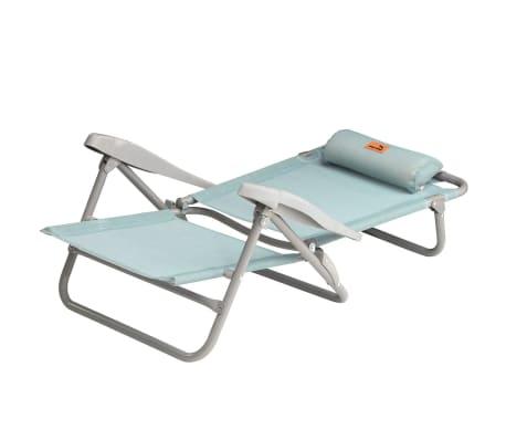 Easy Camp Strandstoel.Easy Camp Strandstoel Breaker 50x65x77 Cm Blauw 420035