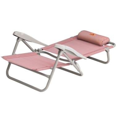 Easy Camp Strandstoel.Easy Camp Strandstoel Breaker 50x65x77 Cm Roze 420036