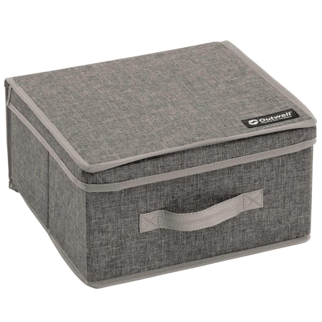 Afbeelding van Outwell Opbergkist opvouwbaar Palmar M polyester grijs 470355