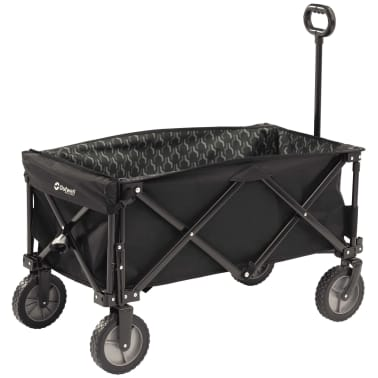 handla outwell hopf llbar vagn cancun transporter svart 470334. Black Bedroom Furniture Sets. Home Design Ideas