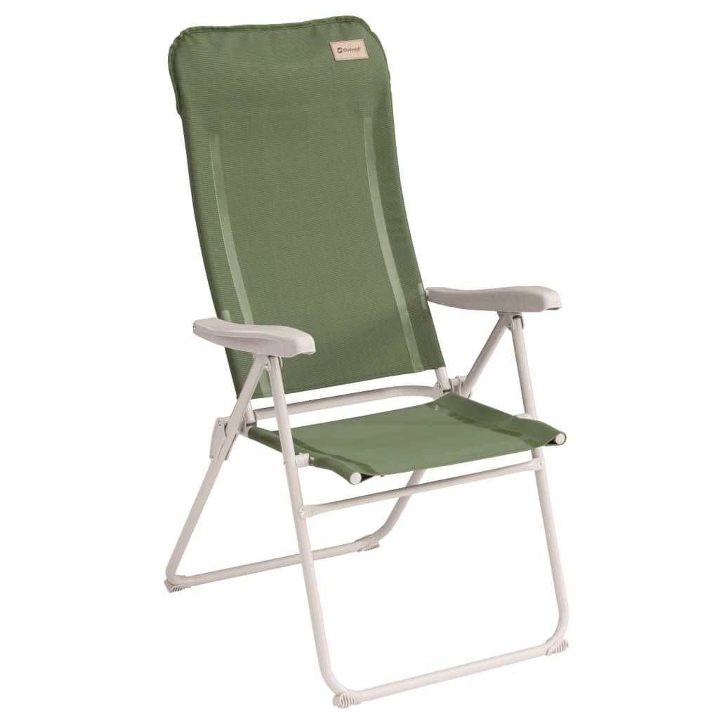 Outwell Scaun de camping pliabil Cromer, verde viță de vie poza vidaxl.ro