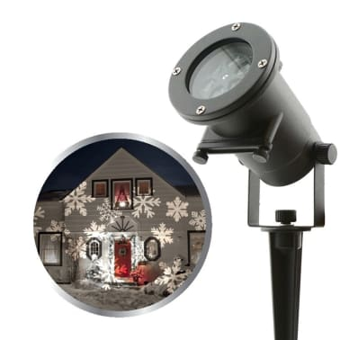 Night Stars LED-lampa Holiday Charms 6 mönster 12 W NIS004[1/7]