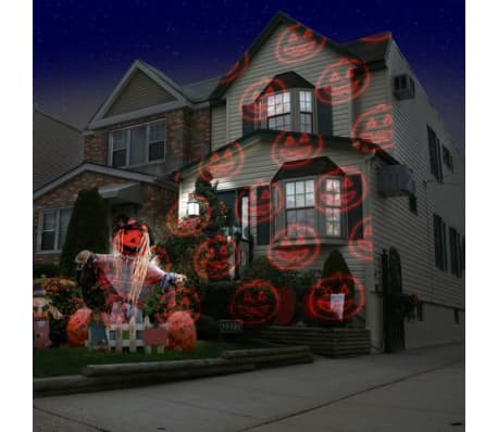 Night Stars LED-lampa Holiday Charms 6 mönster 12 W NIS004[2/7]