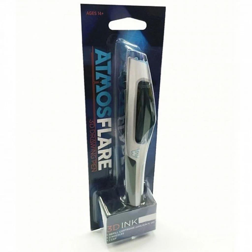 Basic Atmos Flare 3D Pen Refill Blau 22ml