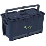 Boîte à outils avec 7 inserts Compact 47 Raaco 136600