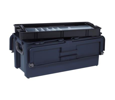 Shop Raaco Værktøjskasse 50 med 10 indlæg 136617 | vidaXL