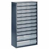 Raaco Casier de rangement 1240-123 à 40 tiroirs 137430