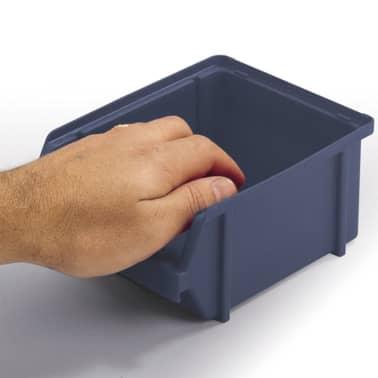 Raaco Panou cutii depozitare pe perete x 2, 24 cutii, 181228[4/5]