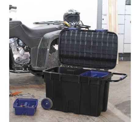 Shop Raaco værktøjskasse 100 på hjul 715720 | vidaXL