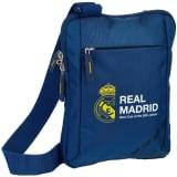 Real Madrid schoudertas blauw luxe 1,5 l