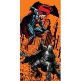 DC Comics badlaken Batman oranje 70 x 140 cm