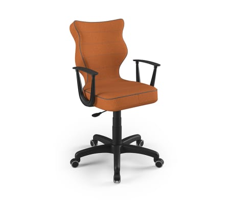 Good Chair Chaise de bureau ergonomique NORM Orange BA-B-6-B-C-FC34-B[1/6]