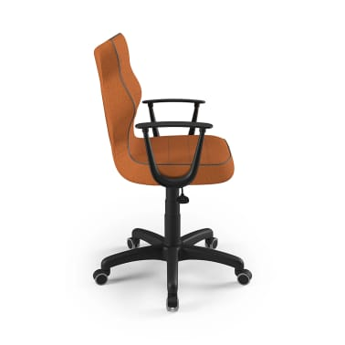Good Chair Chaise de bureau ergonomique NORM Orange BA-B-6-B-C-FC34-B[2/6]