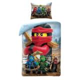 LEGO® Ninjago Master Påslakanset Bäddset 140x200 + 70x90cm