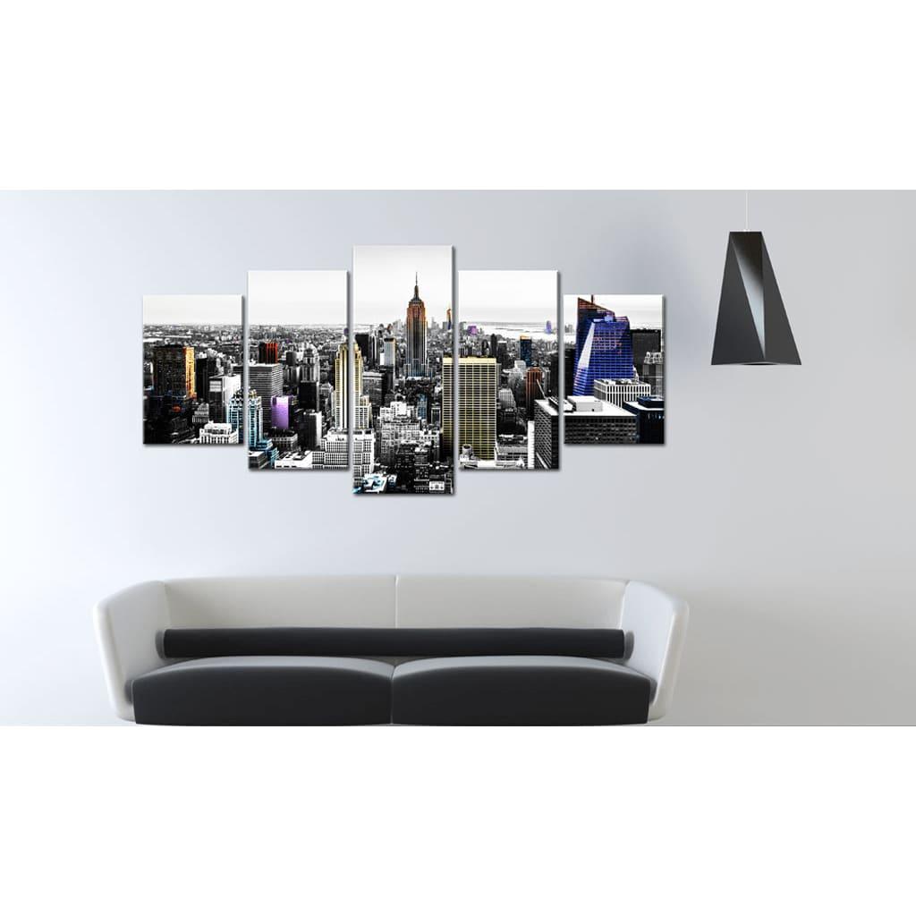 Scandinavian Artstore Fototapet - Orkidé poet inspiration 350x270 cm