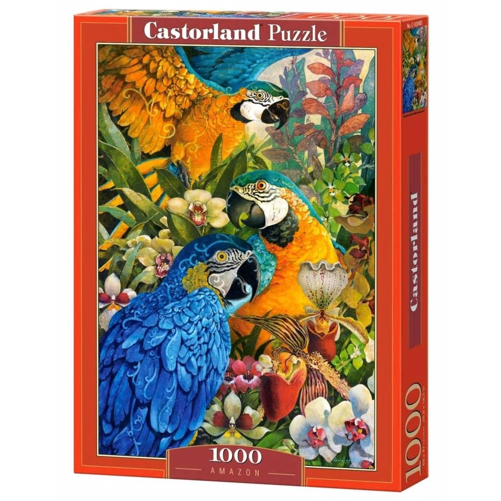 Afbeelding van Castorland legpuzzel Amazon 1000 stukjes