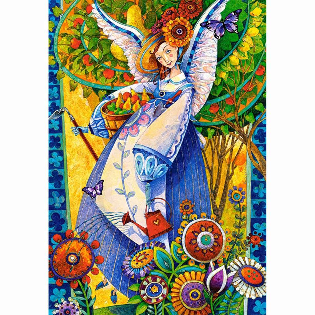 Afbeelding van Castorland legpuzzel Angelic Harvesting 1000 stukjes