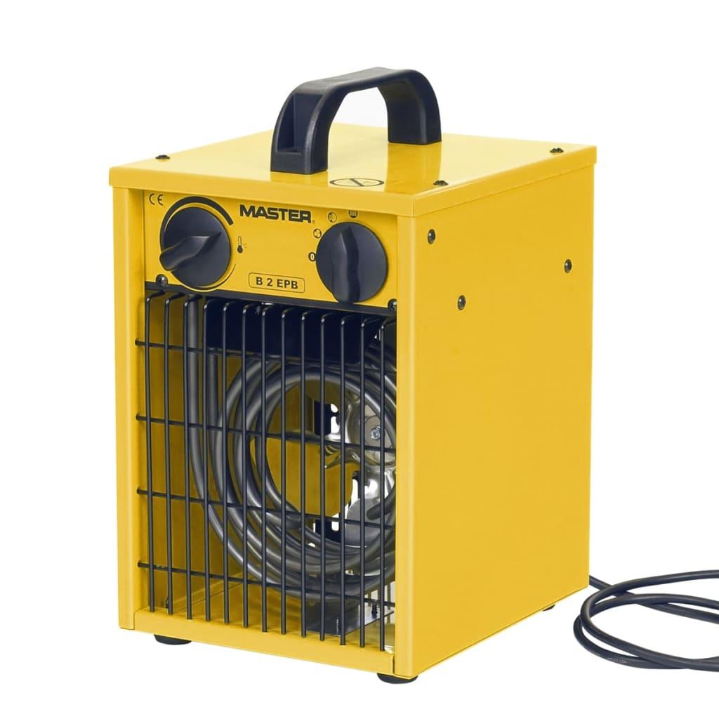 Master Elektrisk varmeovn B 2 EPB 2 kW