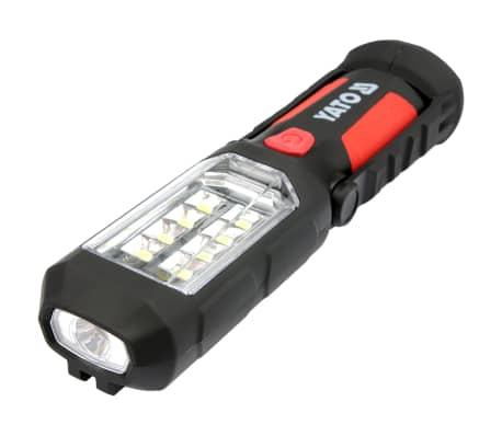 YATO LED-arbetslampa med magnet