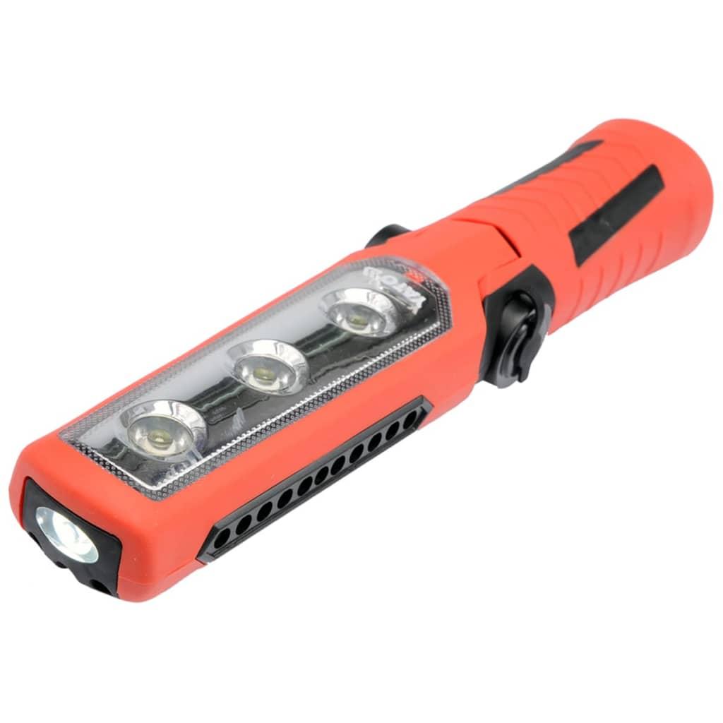 99408042 YATO LED Arbeitslicht Metall Rot YT-08561