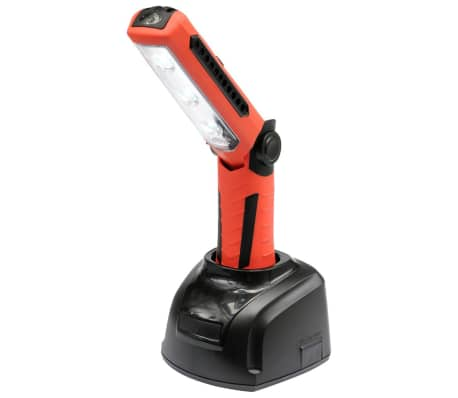 YATO LED Arbeitslicht Metall Rot YT-08561[4/14]