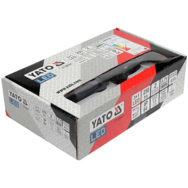 YATO LED Arbeitslicht Metall Rot YT-08561[12/14]