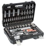 YATO Zestaw narzędzi, 94-częściowy, metalowy, czarny, YT-12681